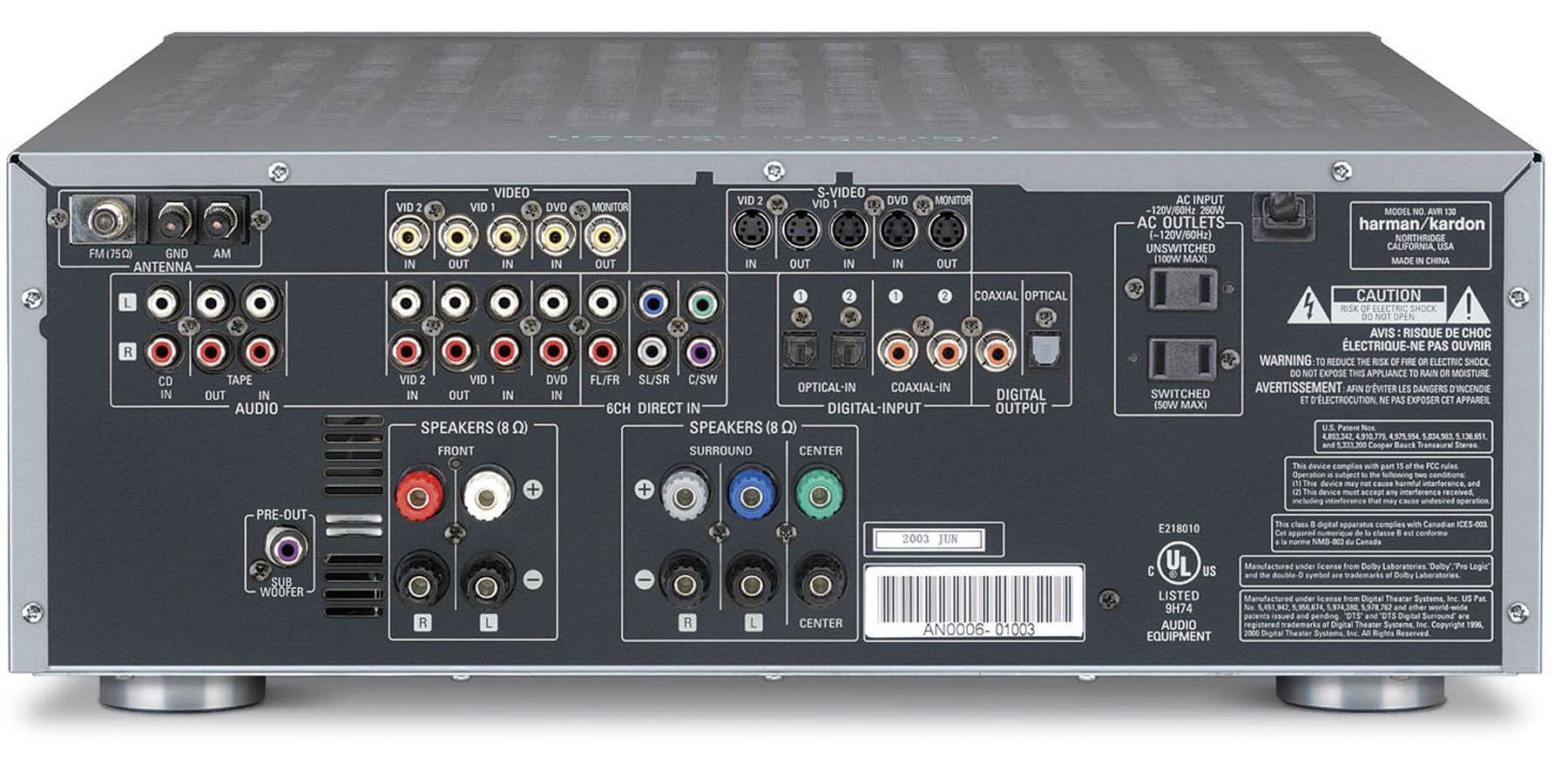 audiorama equipamentos de audio video harman kardon rh audiorama com br harman kardon avr 1600 user manual harman kardon avr 1650 manual